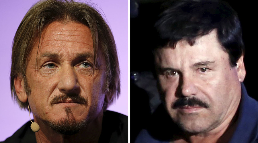 Sean Penn interview helped catch notorious Mexican drug lord 'El Chapo'
