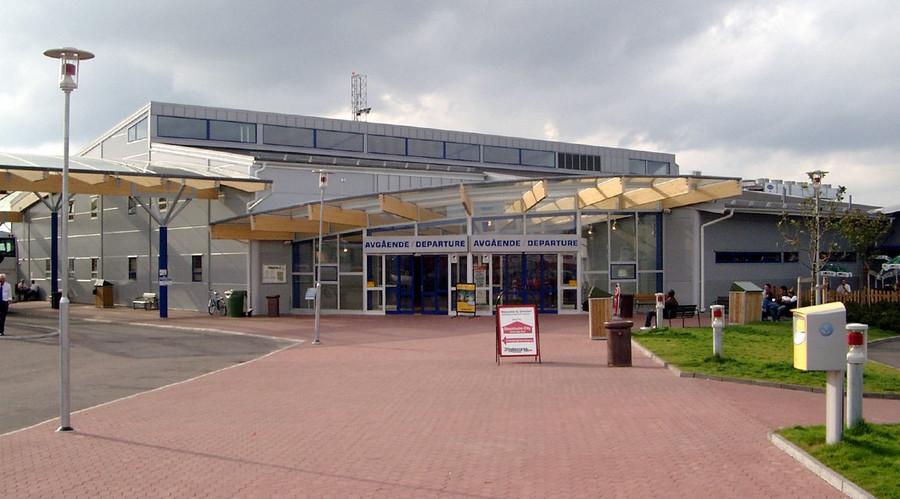 Stockholm Skavsta Airport. © Sir James