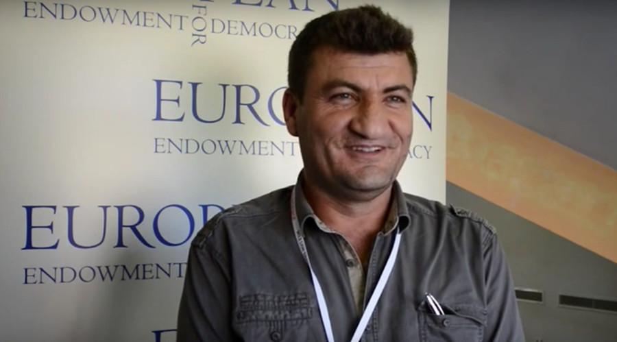 Raed Fares © European Endowment for Democracy