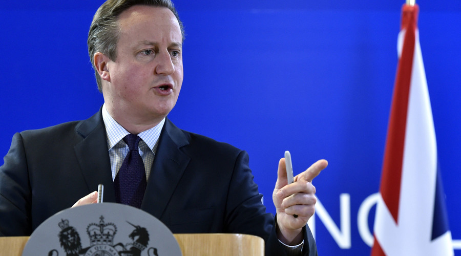 Cameron says Brexit not 'the right answer' for UK