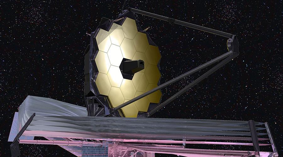 James Webb Space Telescope. © NASA