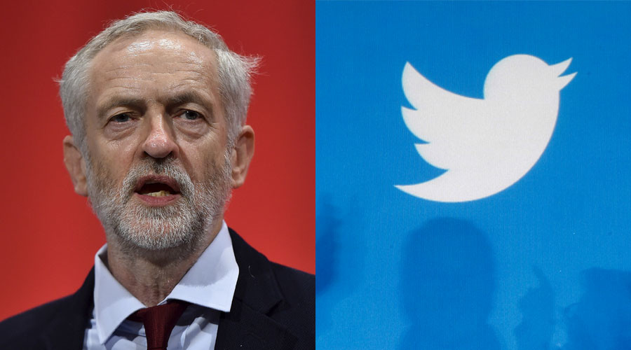 'F*ck Trident!' Spoof posts sent from Jeremy Corbyn's hacked Twitter account