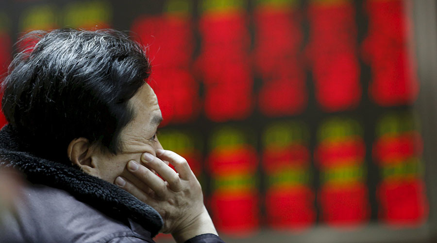 China stock slump deepens despite Beijing efforts