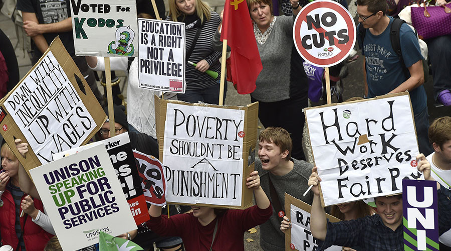 Trade Union Bill may violate human rights, Tories' own watchdog warns