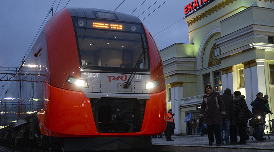 Russia to finish building Indonesian railway in 2019