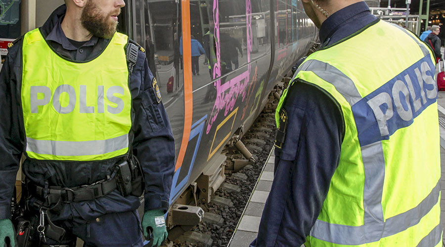 Swedish police accused of covering up sexual assaults committed by refugees at music festival
