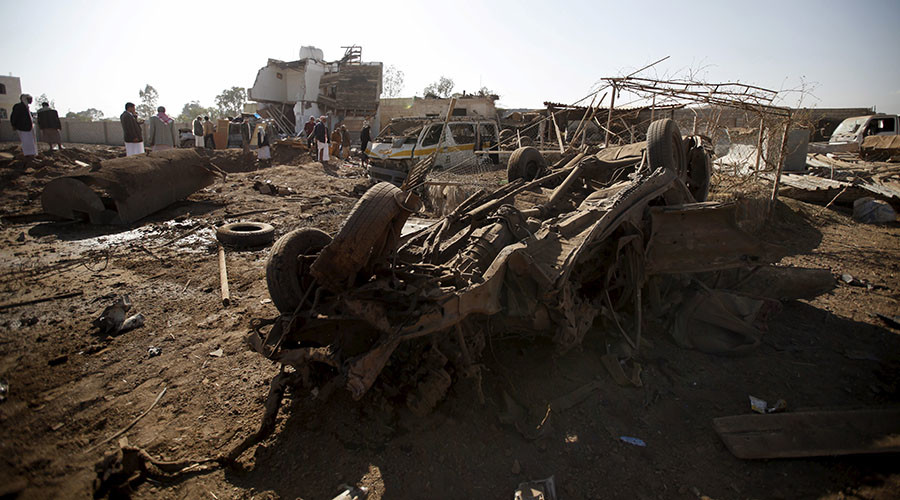 Yemen: A very British war