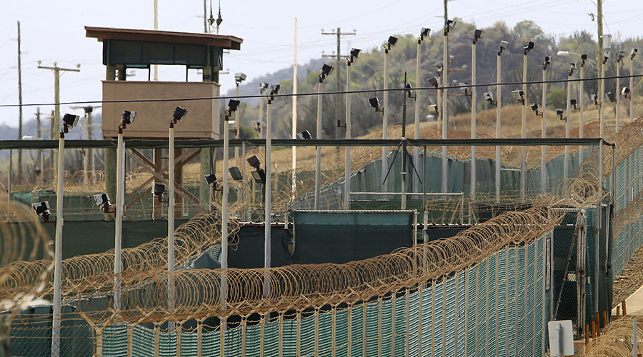 Saudi inmate sent home as Gitmo turns 14