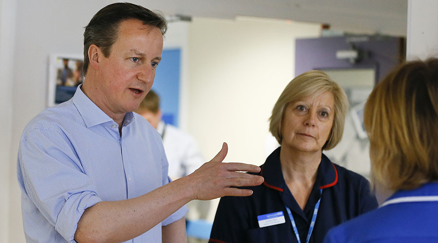 Junior doctors' strike: Cameron in last-ditch plea to halt walk-out over contracts