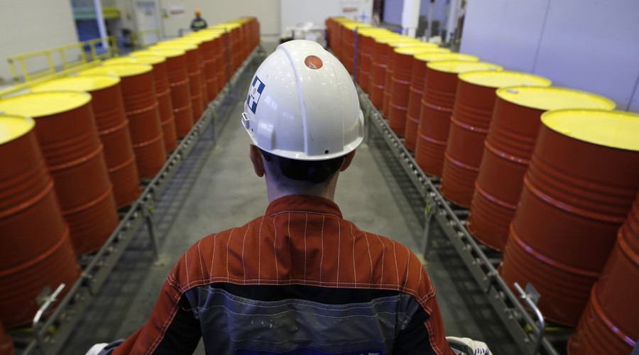 Brent crude oil falls below $31 a barrel for 1st time since 2004