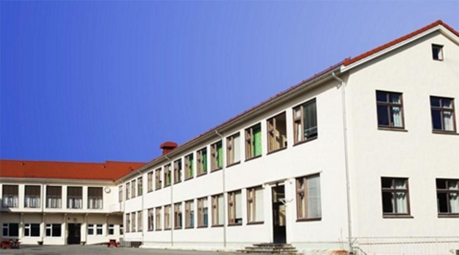 Garnes High School in Bergen, Norway © skole.hfk.no