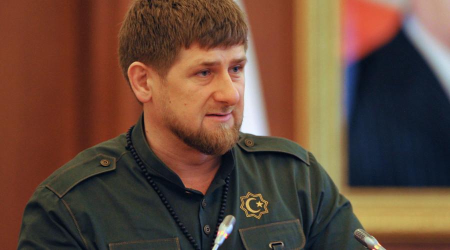 Head of the Chechen Republic Ramzan Kadyrov. © Said Tsarnaev