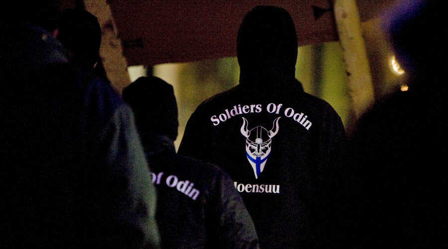 'Soldiers of Odin': Finnish anti-migrant group with 'extremist features' takes to patrolling streets