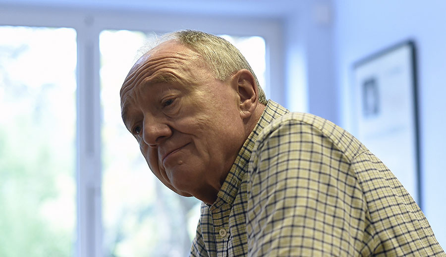 Former London mayor Ken Livingstone. © Toby Melville