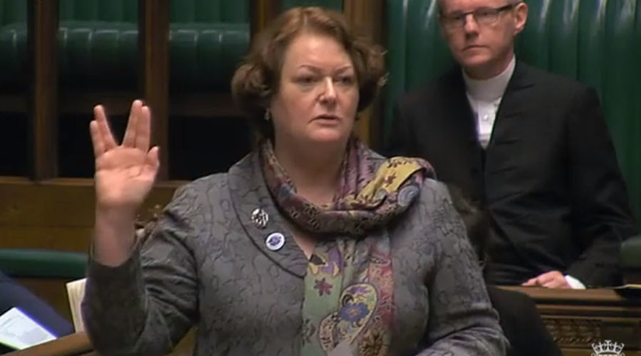 MP gives Vulcan salute to transport spaceport beyond final frontier – to Scotland