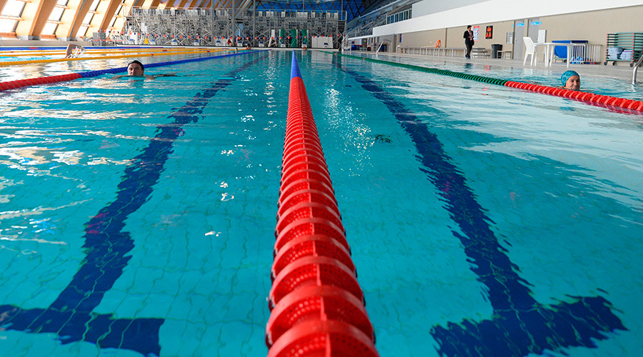german swimming pool closed to male refugees after assaults on women rt news. Black Bedroom Furniture Sets. Home Design Ideas