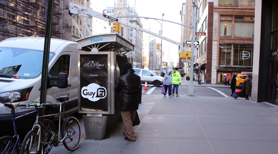 Come again? Sex firm creates 'masturbation booth' for overworked NYC men