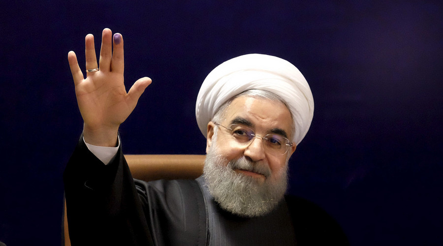 Iran's 'golden page' in history: Rouhani sees economic windfall as sanctions lifted