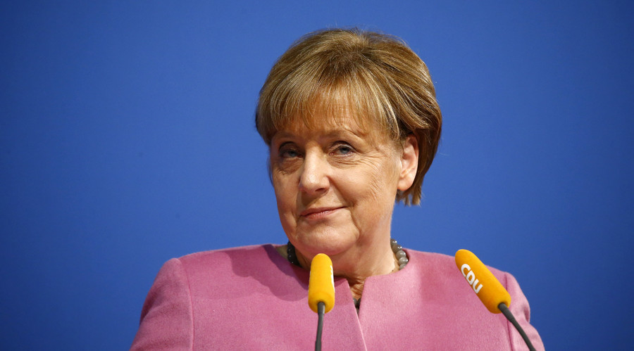 Europe's tragedy: Too much Angela Merkel, too little masculinity