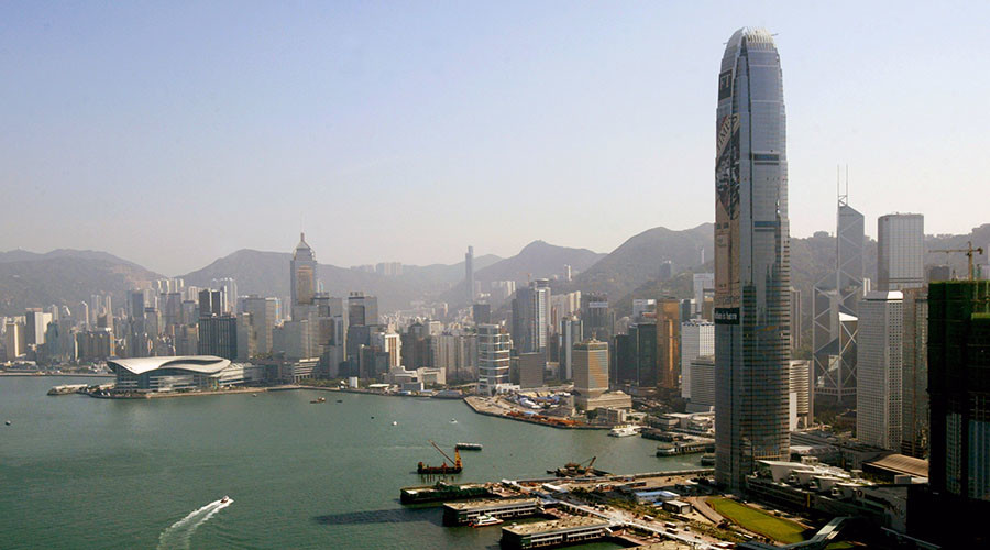 Russia wants free trade zone with Hong Kong