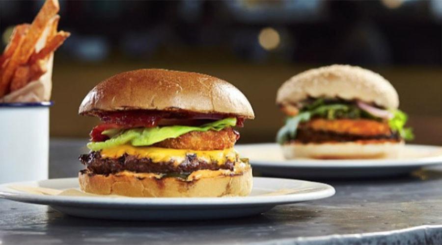 Gourmet Burger backlash: Restaurant ads make vegetarians' blood boil