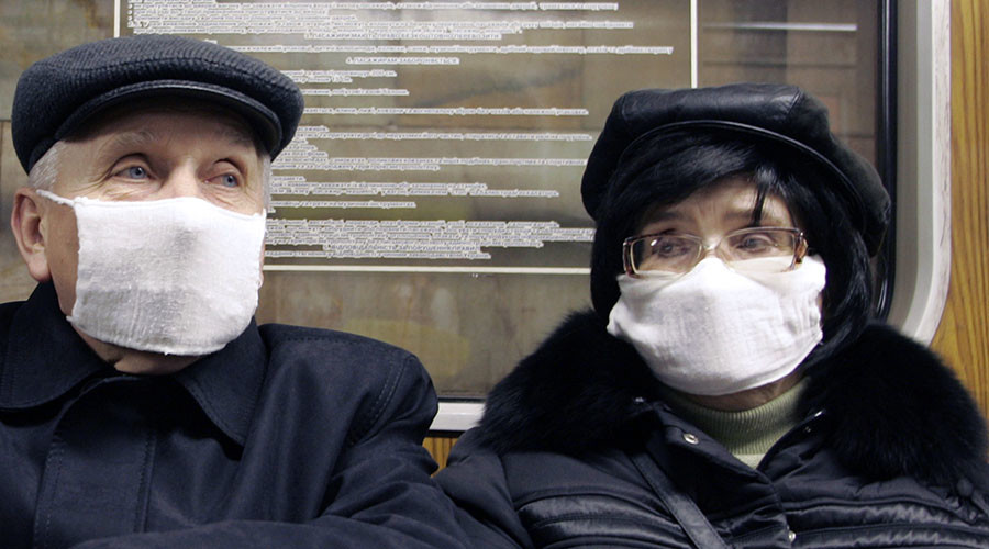 Swine flu grips Russia: Hundreds hospitalized, first deaths recorded