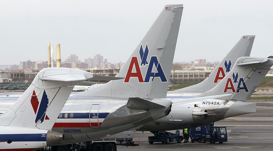 Four New Yorkers sue over getting kicked off plane over Muslim 'appearance'