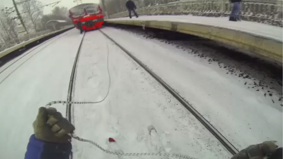 Russian risk-takers: 5 times extreme-sports lovers got it wrong (VIDEO)