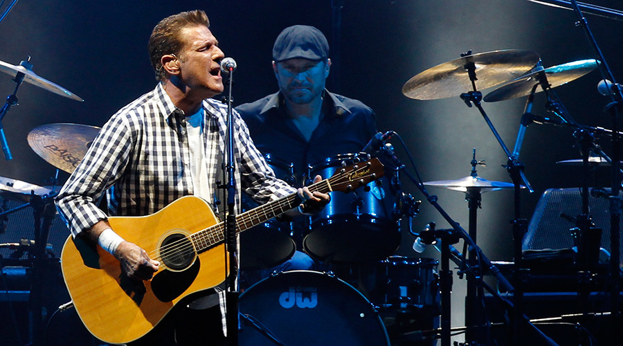 The Eagles' legendary guitarist Glenn Frey dies at 67