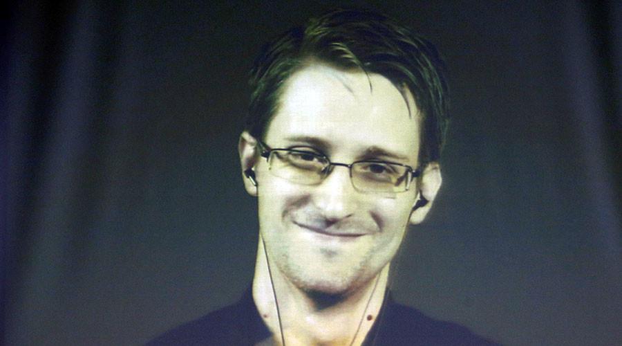 Former U.S. National Security Agency contractor Edward Snowden. ©Vincent Kessler