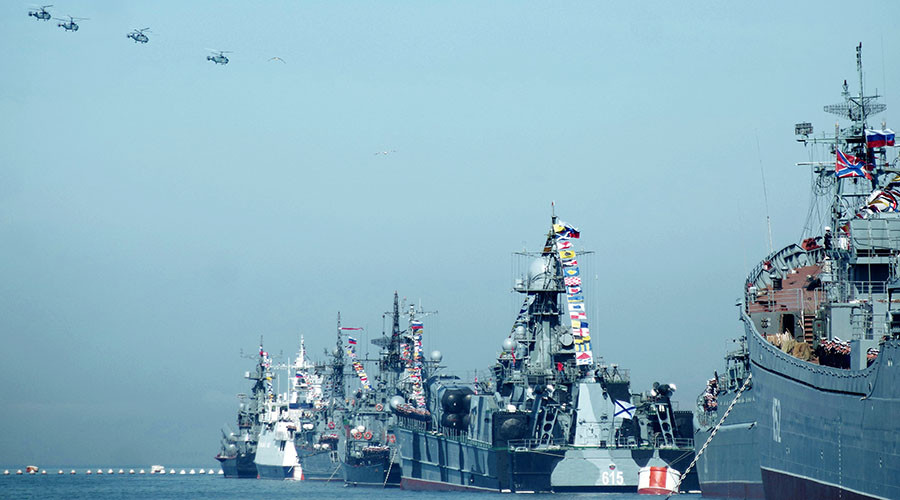 Russia to respond to NATO Black Sea force by deploying new weapons - report