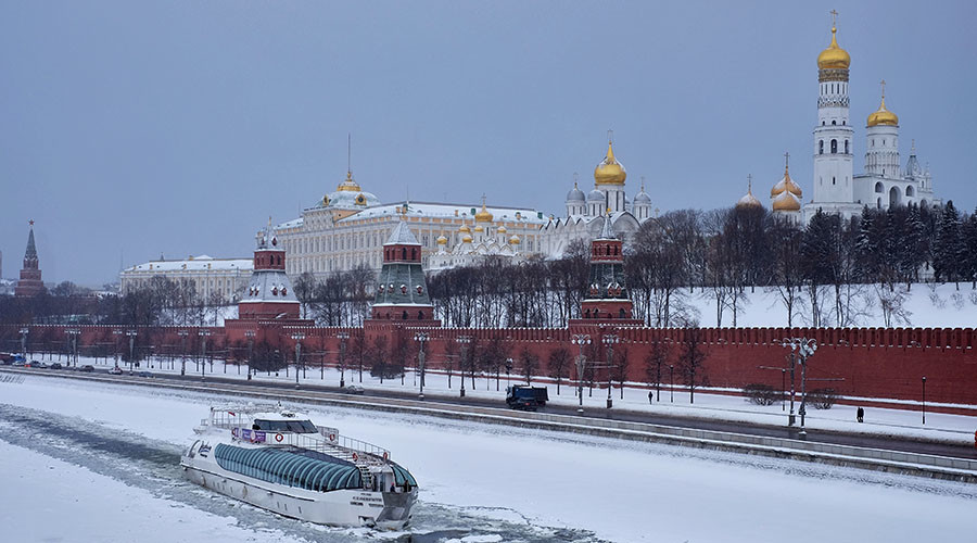 Russian capital flight reduced by two-thirds