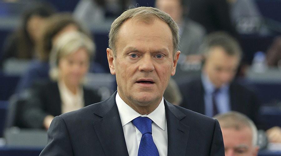 European Council President Donald Tusk. ©Vincent Kessler