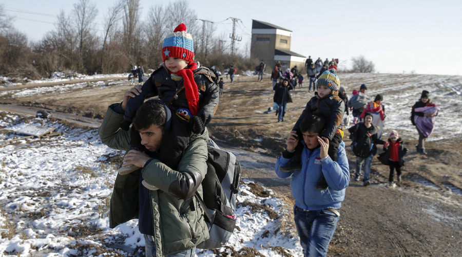'Catastrophic failure': MSF slams EU refugee policies as smuggling encouragement