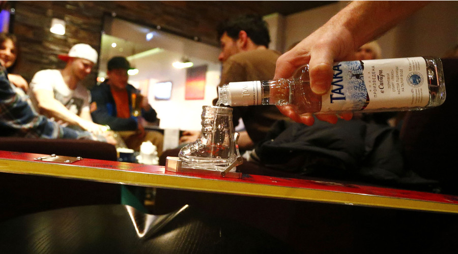 Nationalists seek state protection for 'Vodka' brand copyright for Russia