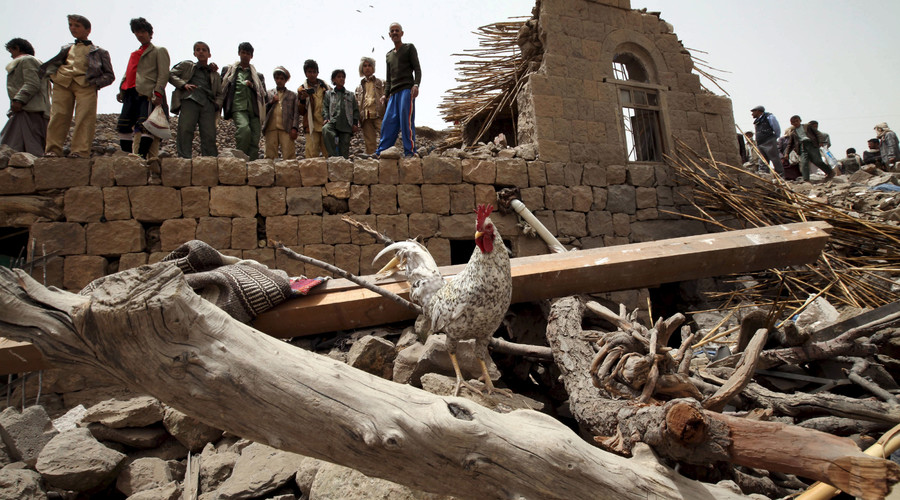 Britain at war in Yemen without democratic approval – SNP MP
