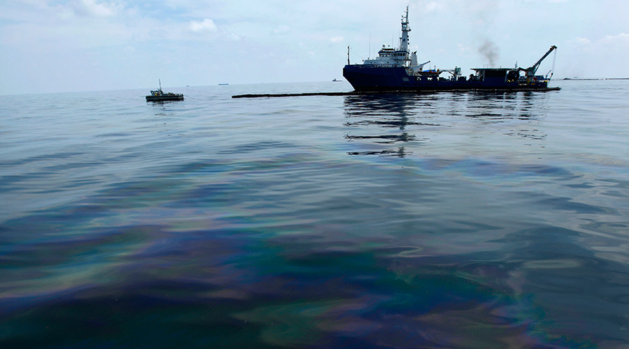 Decade-long Gulf oil spill caused by Hurricane Ivan 'an act of God'