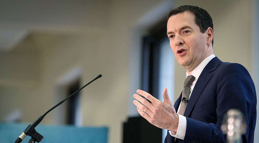 Hazardous risks to global economy demand cross-border response, says Osborne
