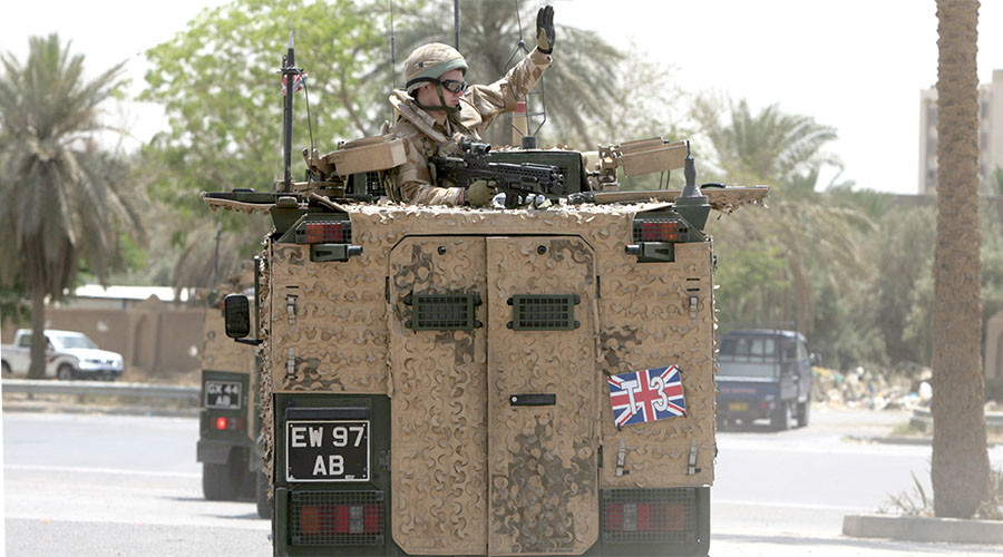 UK soldiers' actions in Iraq not above the law – human rights lawyers
