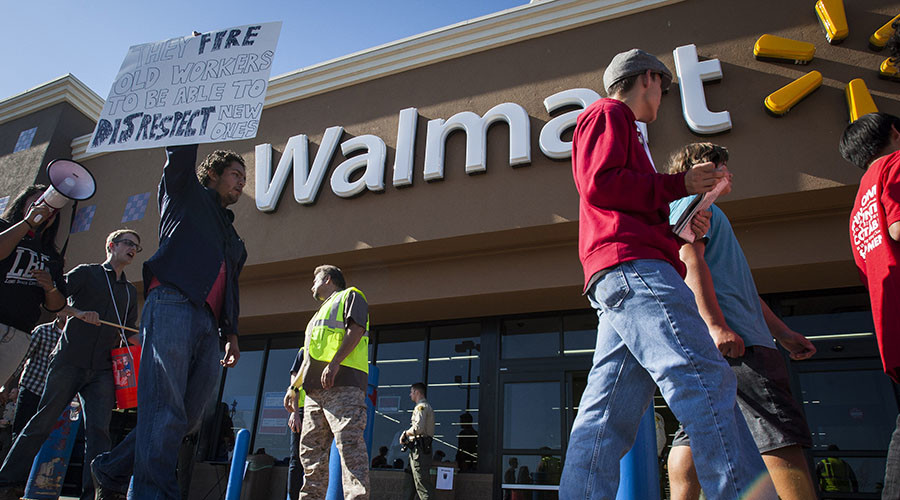 Walmart broke law by firing on-strike workers, must offer to re-hire them – NLRB judge