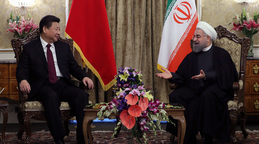 China and Iran relations enter 'new chapter,' strategic ties to be expanded