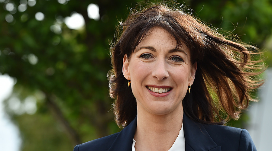 Samantha Cameron, wife of British Prime Minister and Conservative leader David Cameron © Ben Stansall