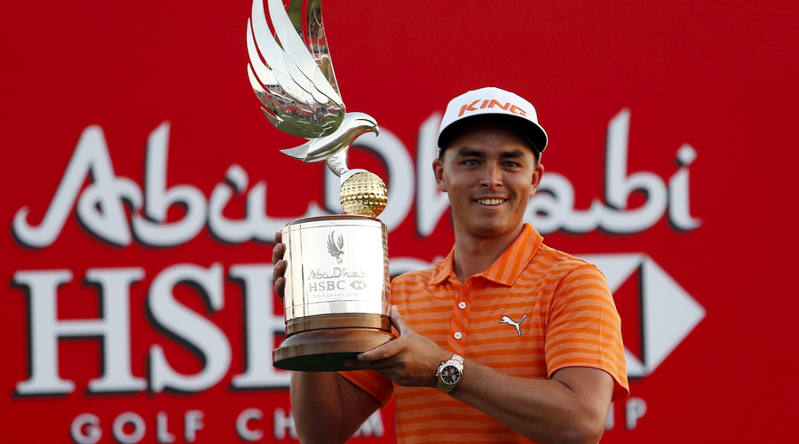 Fowler kicks off 2016 by breaking into golf's top 4