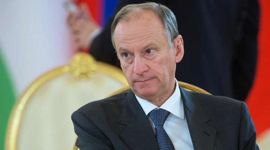 Russian Security Council Secretary Nikolai Patrushev © Sergey Guneev