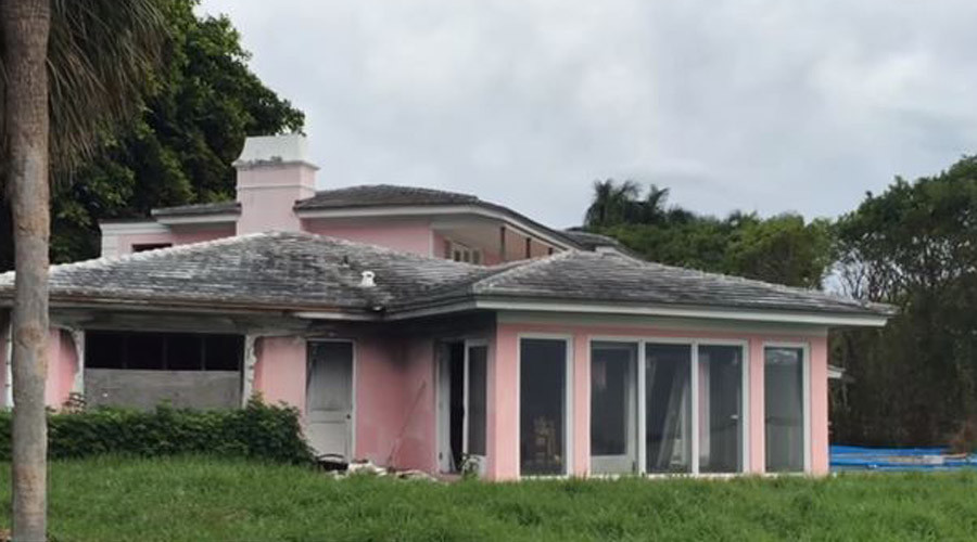 Surprise! Second secret safe found at drug lord Escobar's former Miami mansion