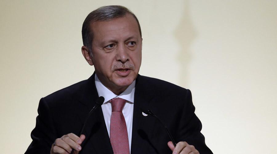 Turkish President Tayyip Erdogan © Christian Hartmann