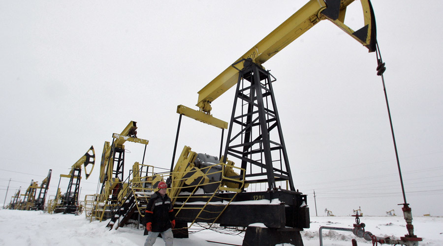 Russia, OPEC hint at oil production cuts