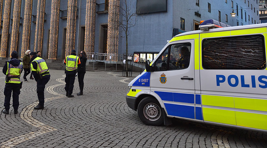 Swedish police demand 4,100 new employees after stabbing attack at refugee facility