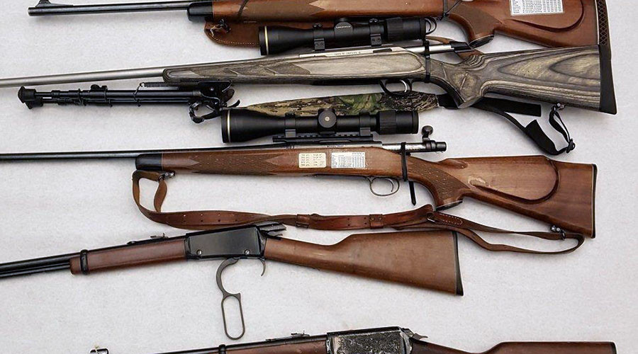 Portland police discover 5 stolen rifles after stumbling upon homeless tent