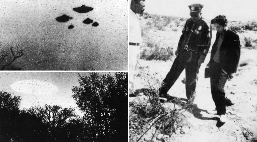 CIA releases X-files on aliens, flying saucers 'for Agent Mulder to use'